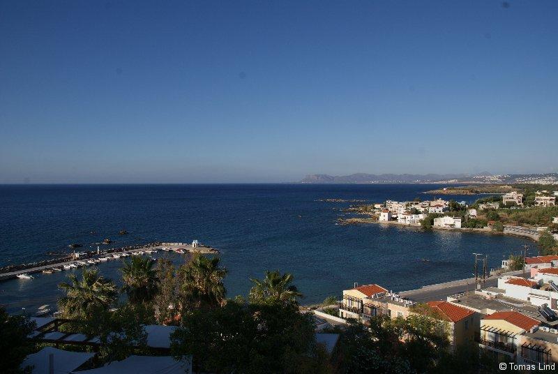 Kreta, Panorama Hotel