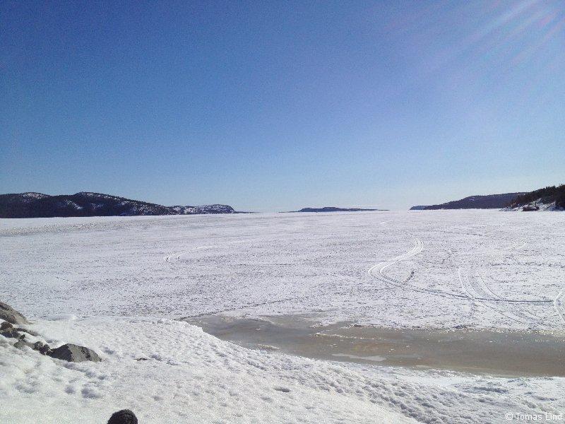 Ulvön Vinter, Köpmanholmen