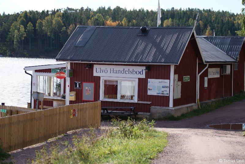 Ulvön, Ulvöhamn